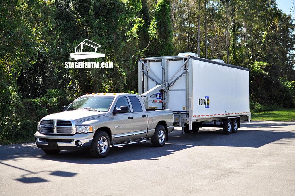 Stageline SL100 - 20x24 Mobile Stage Rental - StageRental com